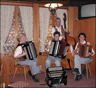 Swiss Accordian Band